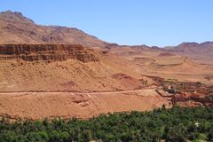 Dades Valley Stock Photography