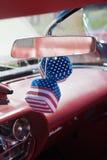 Dadi dell'automobile Immagine Stock Libera da Diritti