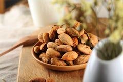 Dadi di allergia alimentare Fotografia Stock