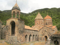 Dadi monastery in Karabakh (Armenia) Royalty Free Stock Images