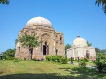 Dadi potis grobowcowi w Lodi ogródzie Obrazy Royalty Free