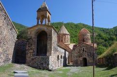 Dadivank是纳戈尔诺Karaba的亚美尼亚中世纪修道院 免版税库存图片