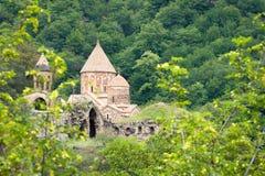 Dadivank, республика Nagorno-Karabakh Стоковая Фотография