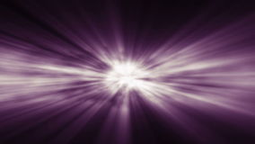 Dado laços e luz suave - luz de incandescência cor-de-rosa do céu ilustração royalty free