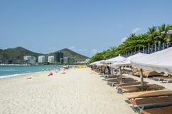 Dadong hai beach, Sanya Stock Image