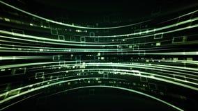 Dados do córrego da tecnologia