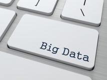 Dados grandes. Conceito da informação. Fotografia de Stock