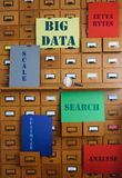 Dados grandes do armazenamento e da busca Fotos de Stock Royalty Free