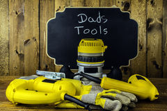 Dads Tools Royalty Free Stock Photos