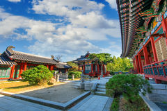 Dae Jang Geum Park or Korean Historical Drama in Korea. Stock Photos
