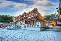 Dae Jang Geum Park or Korean Historical Drama in Korea. Stock Photo