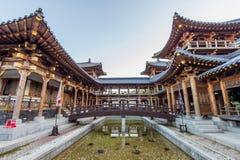 Dae Jang Geum Park o dramma storico coreano in Corea Fotografia Stock Libera da Diritti