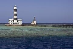 Daedelus礁石 库存图片