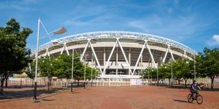 Daegu-Stadion, früher genannt Daegu World Cup Stadium stockfotos