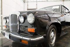 Daemler Limcusine, coches de la vendimia Fotos de archivo