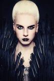 daemon σκοτάδι Στοκ Εικόνα