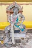 Daemon królewiątka statua zdjęcia stock