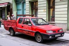 Daewoo-FSO Polonez Imagen de archivo libre de regalías