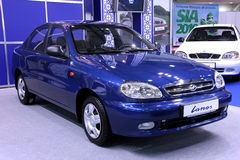 Daewoo Lanos Royalty Free Stock Photography
