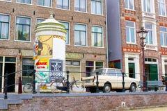 Daf 33安置阿姆斯特丹样式博物馆,荷兰 免版税库存图片