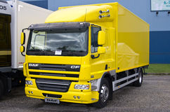 DAF CF Royalty Free Stock Photography