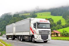 DAF XF Stock Images