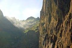 dag βουνό kara Στοκ Φωτογραφία