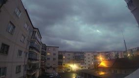 Dag aan nacht stock video