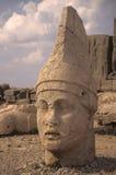 dag antiochus nemrut Fotografia Stock