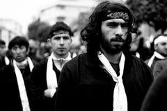 Dag av Ashura i Istanbul Royaltyfria Foton