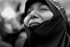 Dag av Ashura i Istanbul Fotografering för Bildbyråer