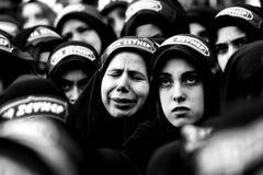 Dag av Ashura i Istanbul Royaltyfria Bilder