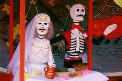 Dag av den döda berömmen VIII Royaltyfri Fotografi