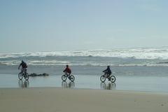 Dag bij het strand Royalty-vrije Stock Afbeelding