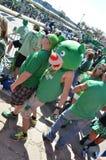 Dag Crazyness för St. Patricks Arkivfoton
