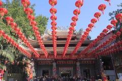Dag för Chengnei (xiacheng) chenghuang (stadsgud) Royaltyfria Foton