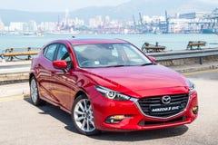 Dag för drev Mazda3 2016 Arkivbild