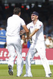 Dag 2012 för England V Sydafrika 3rd provmatch 4 Royaltyfri Foto