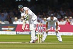 Dag 2012 för England V Sydafrika 3rd provmatch 4 Arkivfoto