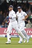 Dag 2012 för England V Sydafrika 3rd provmatch 1 Arkivbilder