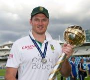 Dag 5 för England V Sydafrika 1st provmatch Royaltyfri Foto