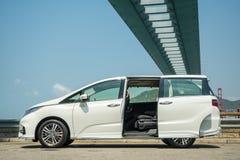 Dag för Honda Odyssey 2018 provdrev arkivfoton