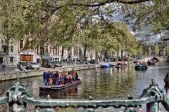 Dag för konung` s på kanalerna Royaltyfri Fotografi