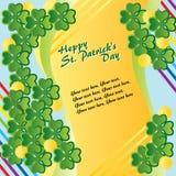 Dag för St. Patricks Fotografering för Bildbyråer