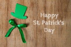 Dag för St Patricks för bakgrund lycklig Arkivbilder