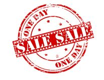 Dag försäljning vektor illustrationer