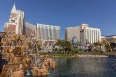 Dag på remsan i Las Vegas, NV på Juni 05, 2013 Fotografering för Bildbyråer
