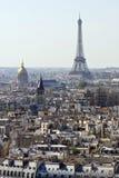 Dag in Parijs Stock Afbeeldingen