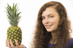 Dag Pineapple 2 Immagine Stock