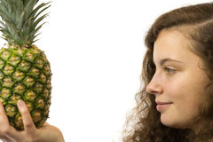 Dag Pineapple 3 Stock Photo